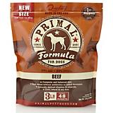 Primal Frozen Raw Beef Nugget Dog Food