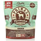 Primal Frozen Raw Chicken Nugget Dog Food
