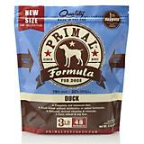 Primal Frozen Raw Duck Nugget Dog Food