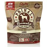 Primal Frozen Raw Lamb Nugget Dog Food
