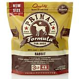 Primal Frozen Raw Rabbit Nugget Dog Food
