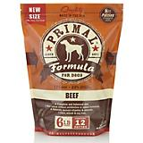 Primal Frozen Raw Beef Patty Dog Food