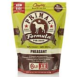 Primal Frozen Raw Pheasant Patty Dog Food