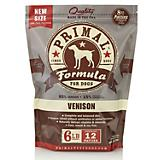 Primal Frozen Raw Venison Patty Dog Food