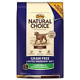 Nutro Grain Free Lamb and Potato Dry Dog Food