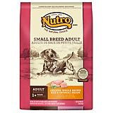 Nutro Natural Choice Small Breed Dry Dog Food
