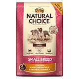 Nutro Natural Choice Small Breed Dry Puppy Food