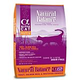 Natural Balance Alpha Trout Dry Cat Food