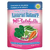 Natural Balance Platefulls Salmon Wet Cat Food