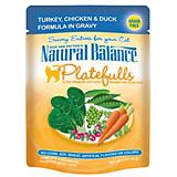 Natural Balance Platefulls Turkey Wet Cat Food