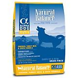 Natural Balance Alpha Chicken Dry Dog Food