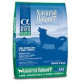 Natural Balance Alpha Lamb Dry Dog Food