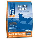 Natural Balance Alpha Trout Dry Dog Food
