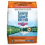 Natural Balance LID Fish Small Breed Dry Dog Food