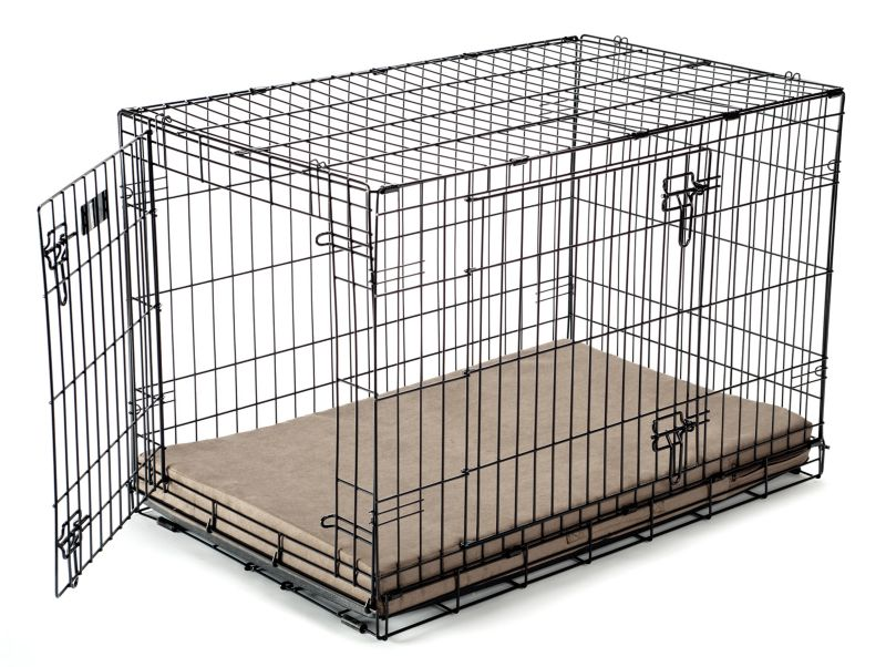 Buddy Beds Orthopedic Dog Crate Bed Large