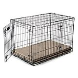 Buddy Beds Orthopedic Dog Crate Bed