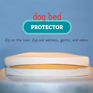 Buddy Beds Dog Bed Protector Bed Liner Medium