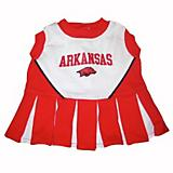 NCAA Arkansas Razorbacks Cheerleader Dog Dress
