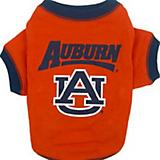 NCAA Auburn Tigers Dog Tee Shirt