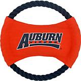NCAA Auburn Tigers Rope Disk Dog Toy