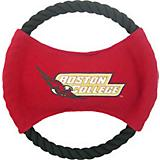 NCAA Boston College Rope Disk Dog Toy