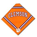 NCAA Clemson Tigers Orange Dog Bandana