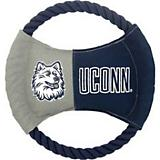 NCAA University of Connecticut Rope Disk Toy