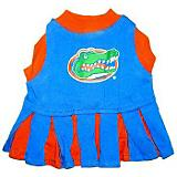 NCAA Florida Gators Cheerleader Dog Dress