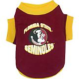 NCAA Florida State Dog Tee Shirt