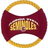 NCAA Florida State Rope Disk Dog Toy