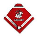 NCAA Georgia Bulldogs Dog Bandana