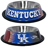 NCAA Kentucky Wildcats Stainless Steel Dog Bowl