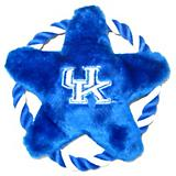 NCAA Kentucky Wildcats Rope Disk Dog Toy
