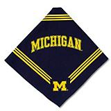 NCAA Michigan Wolverines Dog Bandana