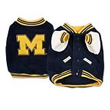 NCAA Michigan Wolverines Dog Jacket