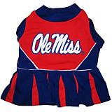 NCAA Mississippi Rebels Dog Cheerleader