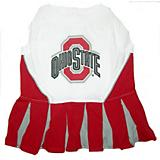NCAA Ohio State Cheerleader Dog Dress