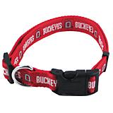 NCAA Ohio State Red Dog Collar