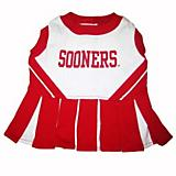 NCAA Oklahoma Sooners Cheerleader Dog Dress