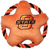 NCAA Oklahome State Rope Disk Dog Toy