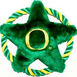 NCAA University of Oregon Dog Rope Disk
