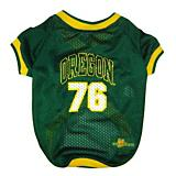 NCAA University of Oregon Ducks Dog Jersey