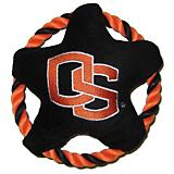 NCAA Oregon State Rope Disk Dog Toy