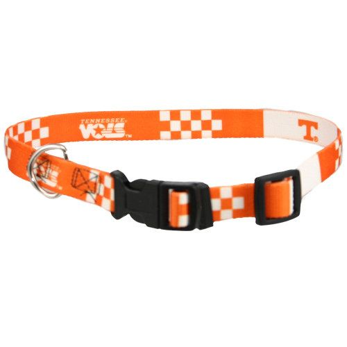 NCAA Tennessee Volunteers Dog Collar Small