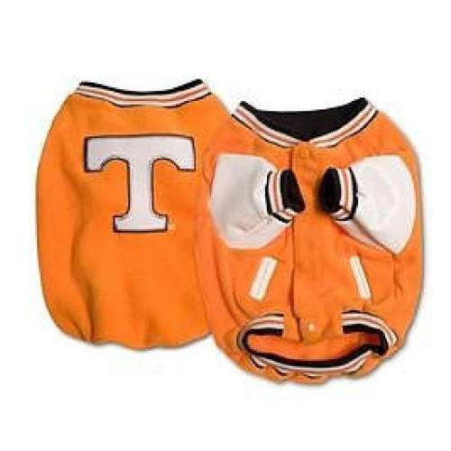 NCAA Tennessee Volunteers Dog Jacket Medium
