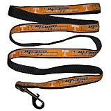 NCAA Tennessee Volunteers Black Trim Dog Leash