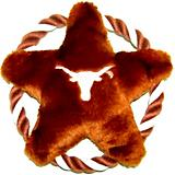 NCAA Texas Longhorns Rope Disk Dog Toy