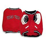 NCAA Texas Tech Dog Jacket