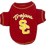 NCAA USC Trojans Dog Tee Shirt