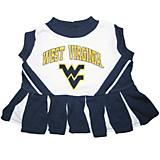 NCAA West Virginia Cheerleader Dog Dress